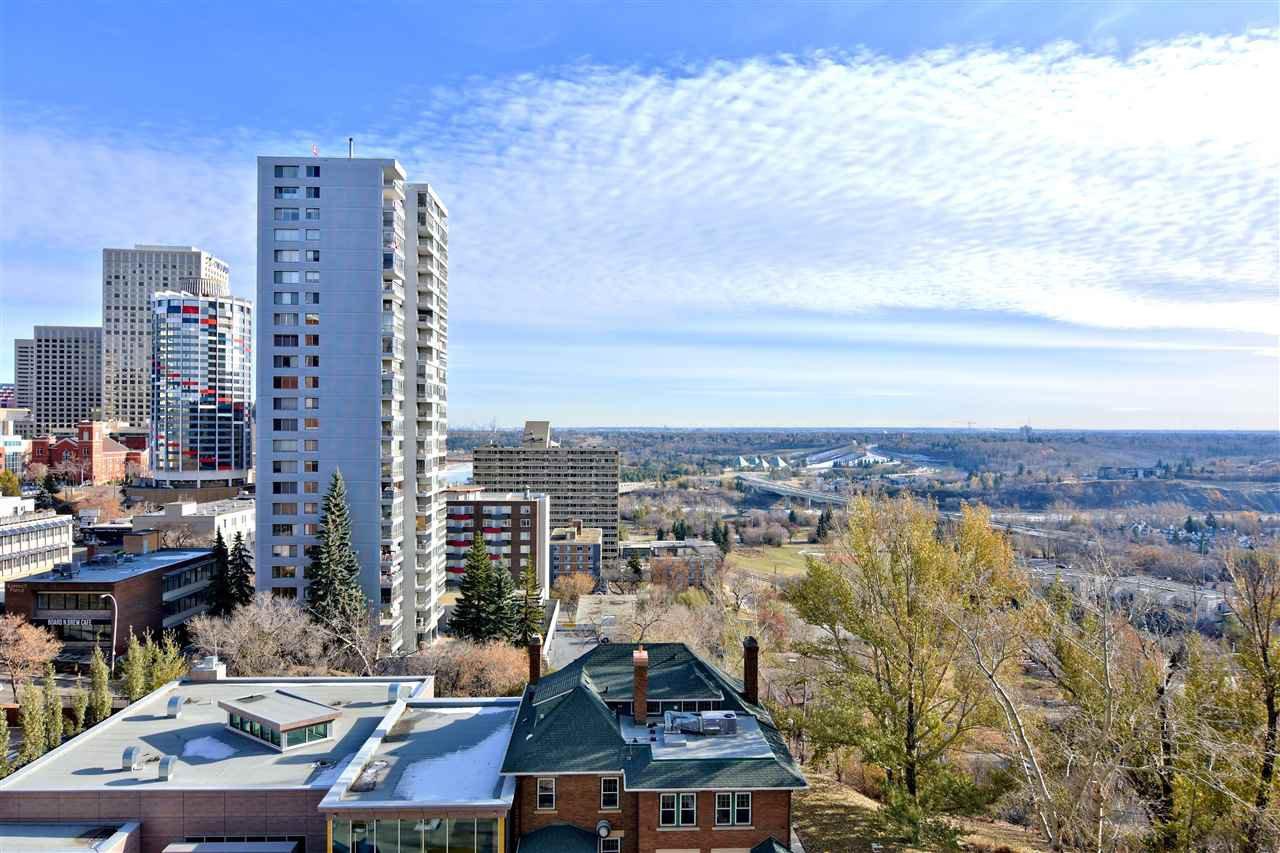 Main Photo: 903 9909 104 Street in Edmonton: Zone 12 Condo for sale : MLS®# E4219178