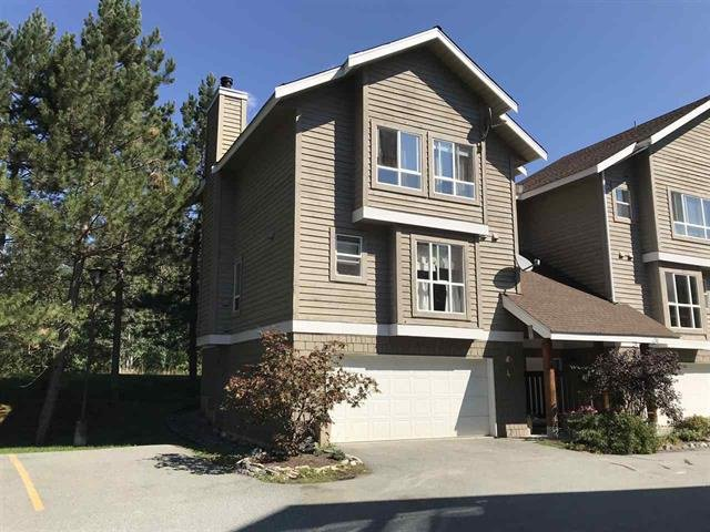 Main Photo: 4 1400 Park Street in Pemberton: Townhouse for sale : MLS®# R2391491