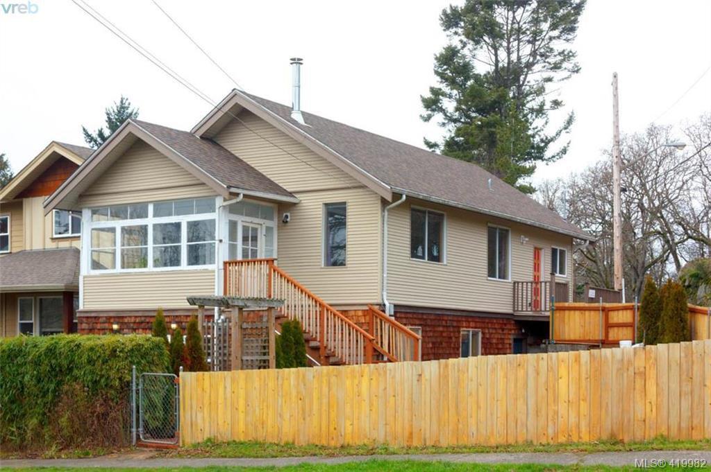 Main Photo: 1226 Effingham Street in VICTORIA: Es Rockheights Single Family Detached for sale (Esquimalt)  : MLS®# 419982