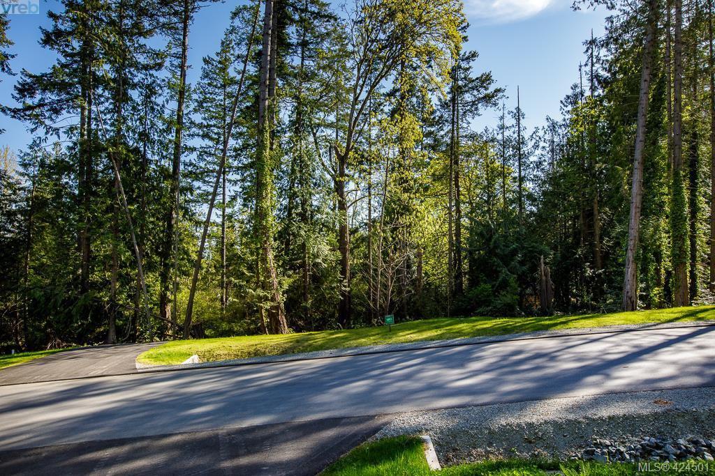 Main Photo: 1681 Greenpark Pl in NORTH SAANICH: NS Swartz Bay Land for sale (North Saanich)  : MLS®# 838407