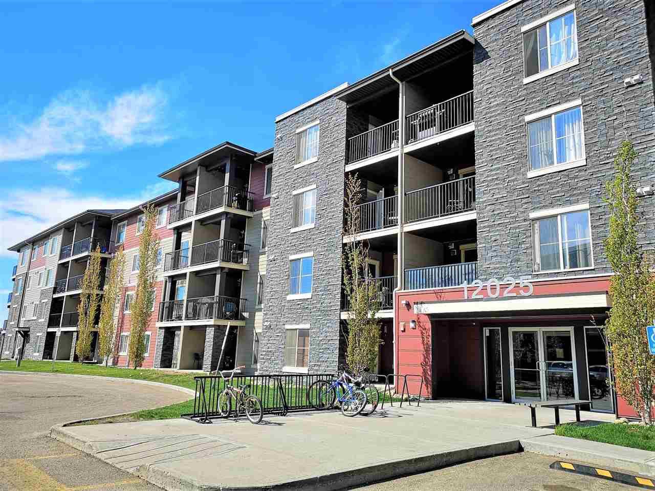 Main Photo: 217 12025 22 Avenue SW in Edmonton: Zone 55 Condo for sale : MLS®# E4199486