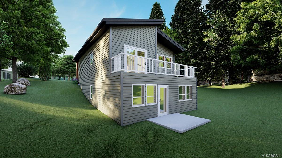 Main Photo: 142 1051 Shawnigan Lake Rd in : ML Shawnigan House for sale (Malahat & Area)  : MLS®# 862221