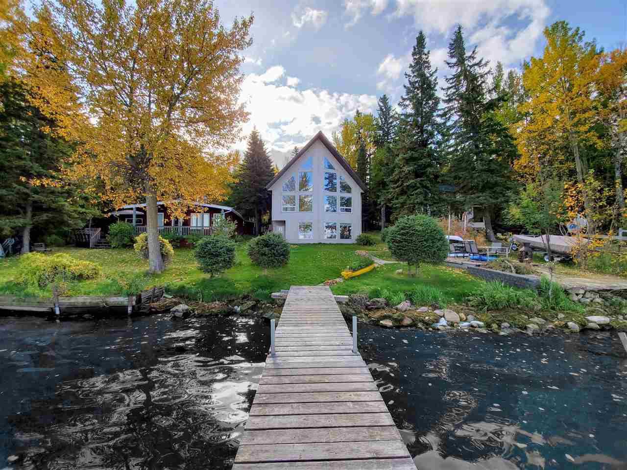 Main Photo: 16 Fir Avenue: Rural Lac Ste. Anne County House for sale : MLS®# E4175563