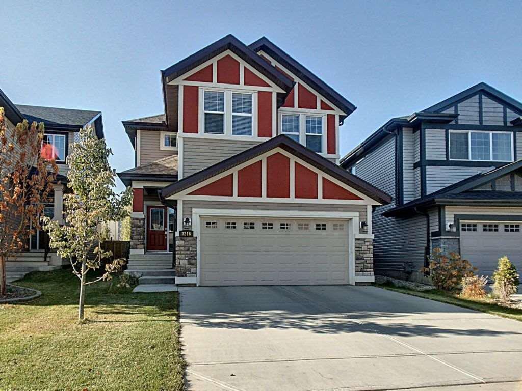 Main Photo: 3216 Abbott Crescent in Edmonton: Zone 55 House for sale : MLS®# E4177152