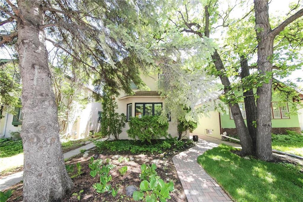 Main Photo: 652 Kingsway Avenue in Winnipeg: Residential for sale (1C)  : MLS®# 202013595