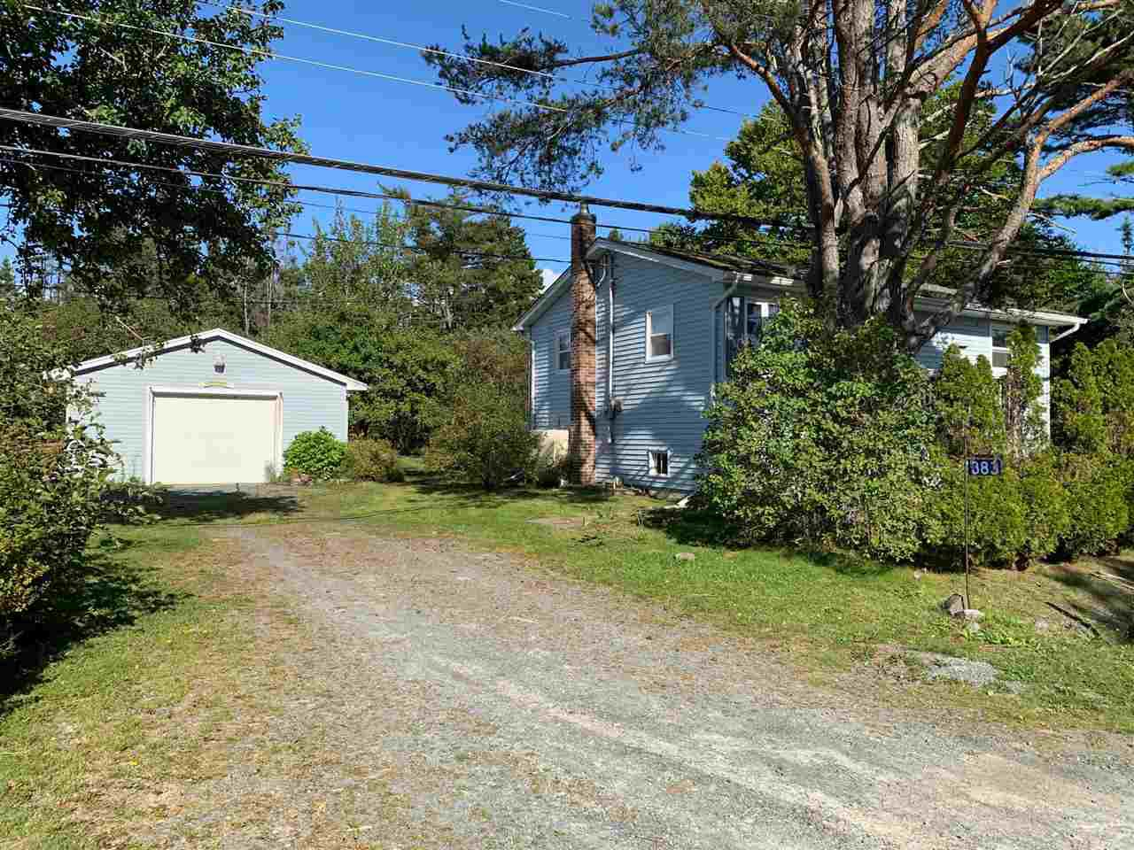 Main Photo: 383 Bellefontaine Road in West Chezzetcook: 31-Lawrencetown, Lake Echo, Porters Lake Residential for sale (Halifax-Dartmouth)  : MLS®# 202021251