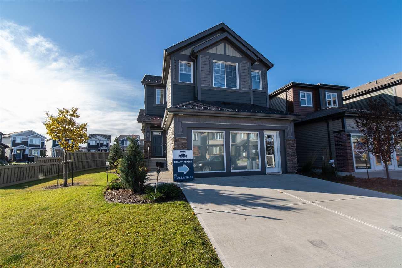 Main Photo: 22103 87 Avenue in Edmonton: Zone 58 House for sale : MLS®# E4215801