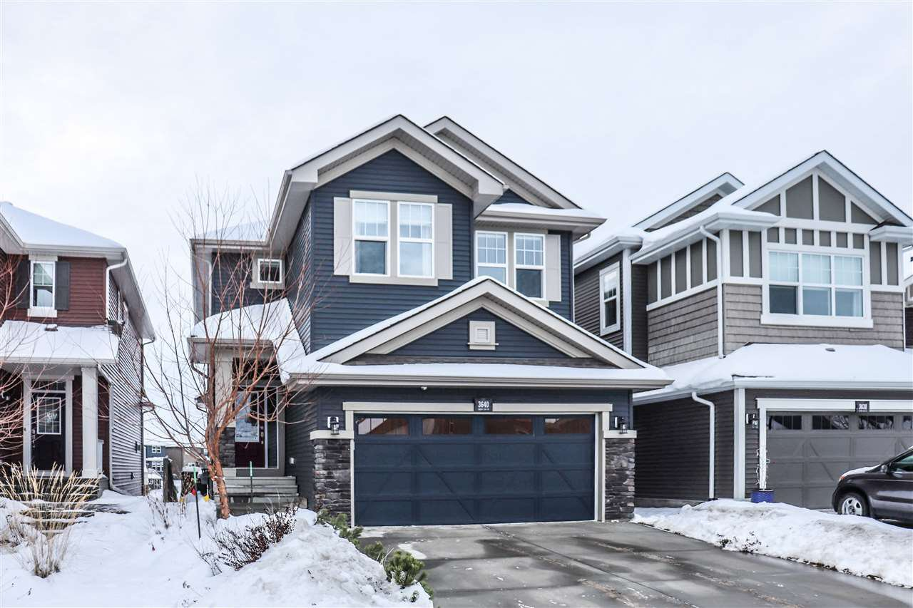 Main Photo: 3640 Cherry Link in Edmonton: Zone 53 House for sale : MLS®# E4222049