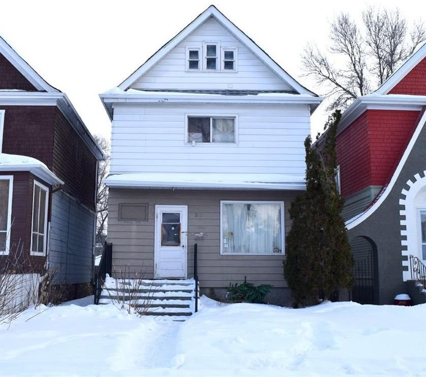Main Photo: 323 Bannerman Avenue in Winnipeg: North End Residential for sale (4C)  : MLS®# 202003134