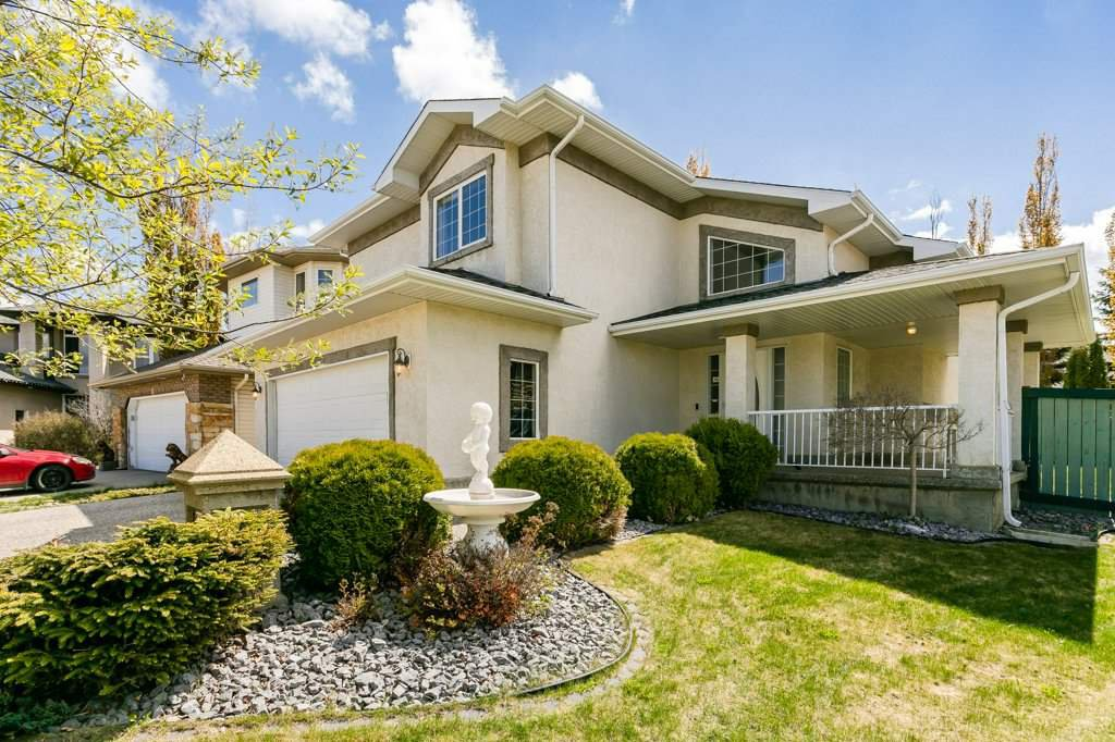 Main Photo: 933 PICARD Drive in Edmonton: Zone 58 House for sale : MLS®# E4198069