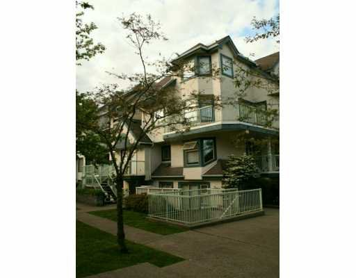 "Main Photo: 12 7520 18TH ST in Burnaby: Edmonds BE Townhouse for sale in ""WESTMOUNT PARK"" (Burnaby East)  : MLS®# V593101"