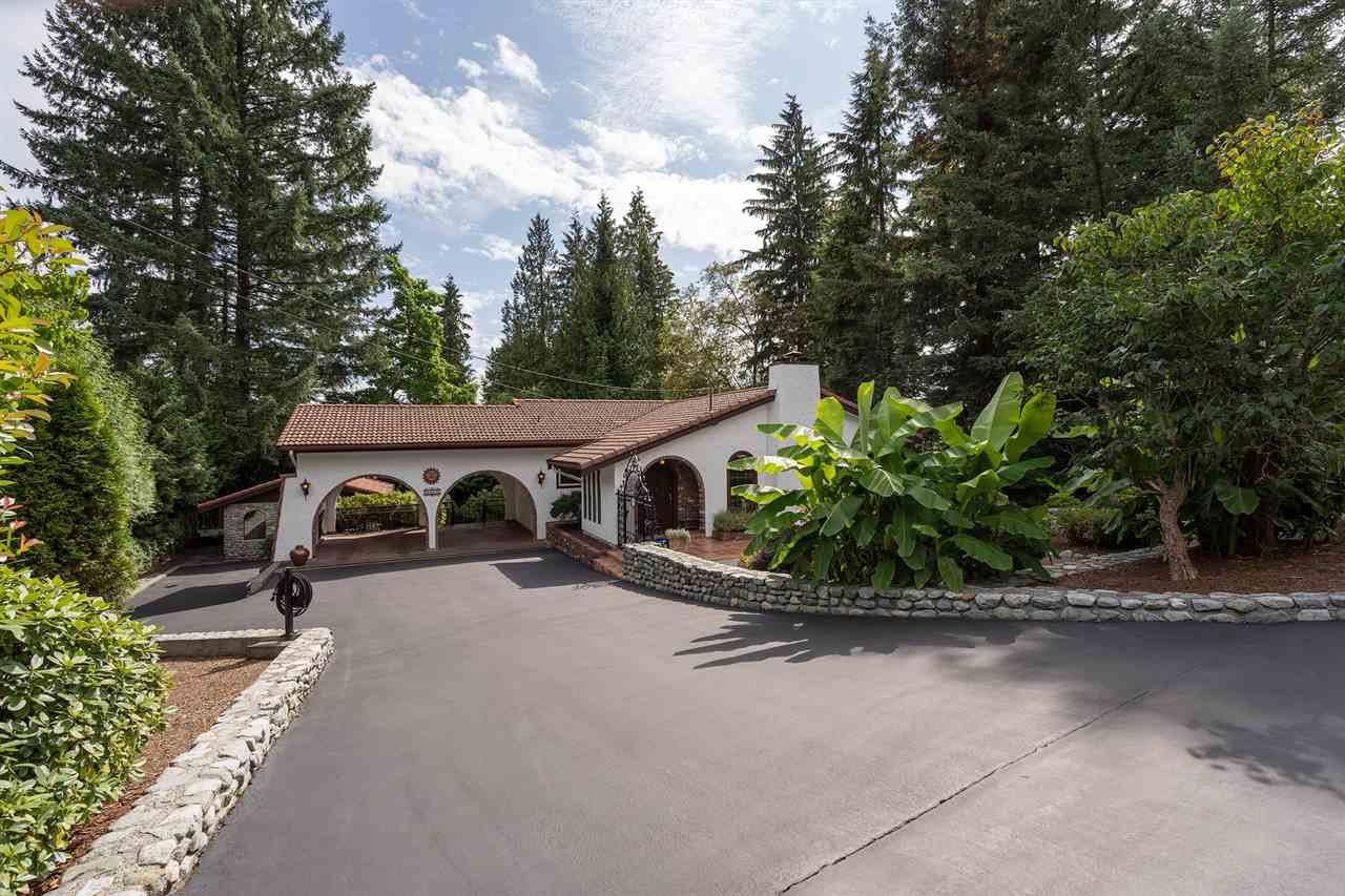 Main Photo: 3466 GISLASON Avenue in Coquitlam: Burke Mountain House for sale : MLS®# R2398030