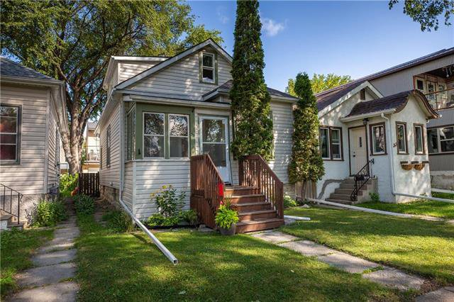 Main Photo: 35 Morley Avenue in Winnipeg: Riverview Residential for sale (1A)  : MLS®# 1923825