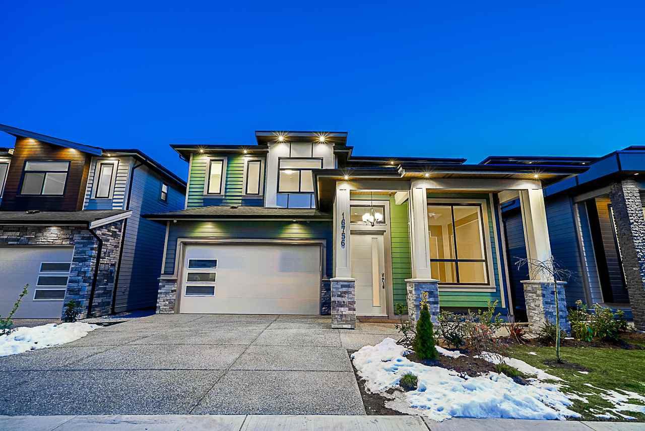 Main Photo: 16756 16A Avenue in Surrey: Pacific Douglas House for sale (South Surrey White Rock)  : MLS®# R2419753
