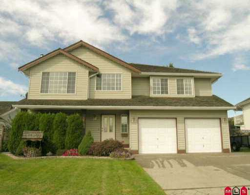 Main Photo: 10777 157TH ST in Surrey: Fraser Heights House for sale (North Surrey)  : MLS®# F2520833