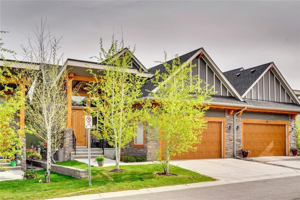 Main Photo: 47 CORTINA Villas SW in Calgary: Springbank Hill Semi Detached for sale : MLS®# C4299243