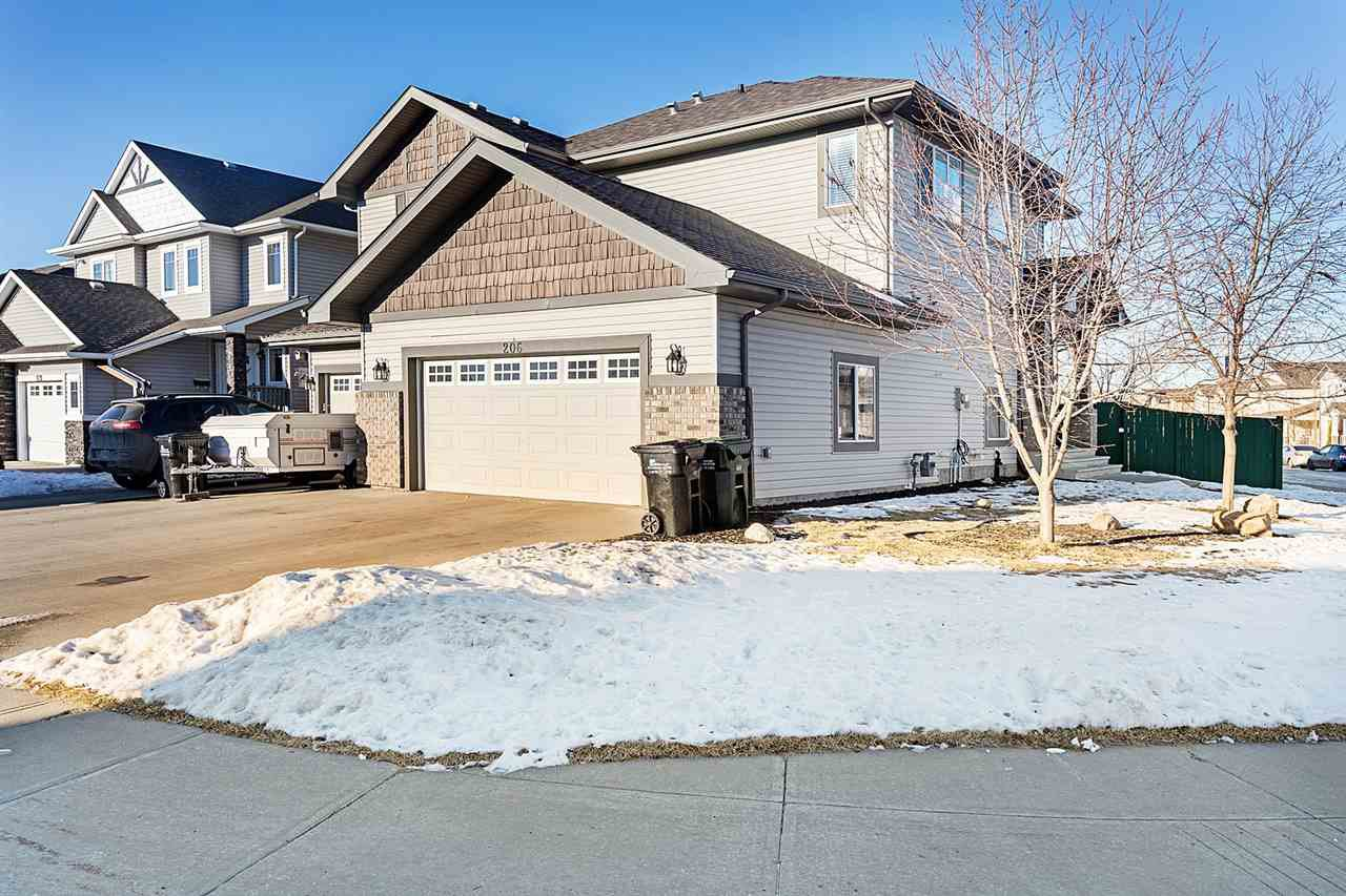 Main Photo: 206 CHARLOTTE Way: Sherwood Park House for sale : MLS®# E4224478