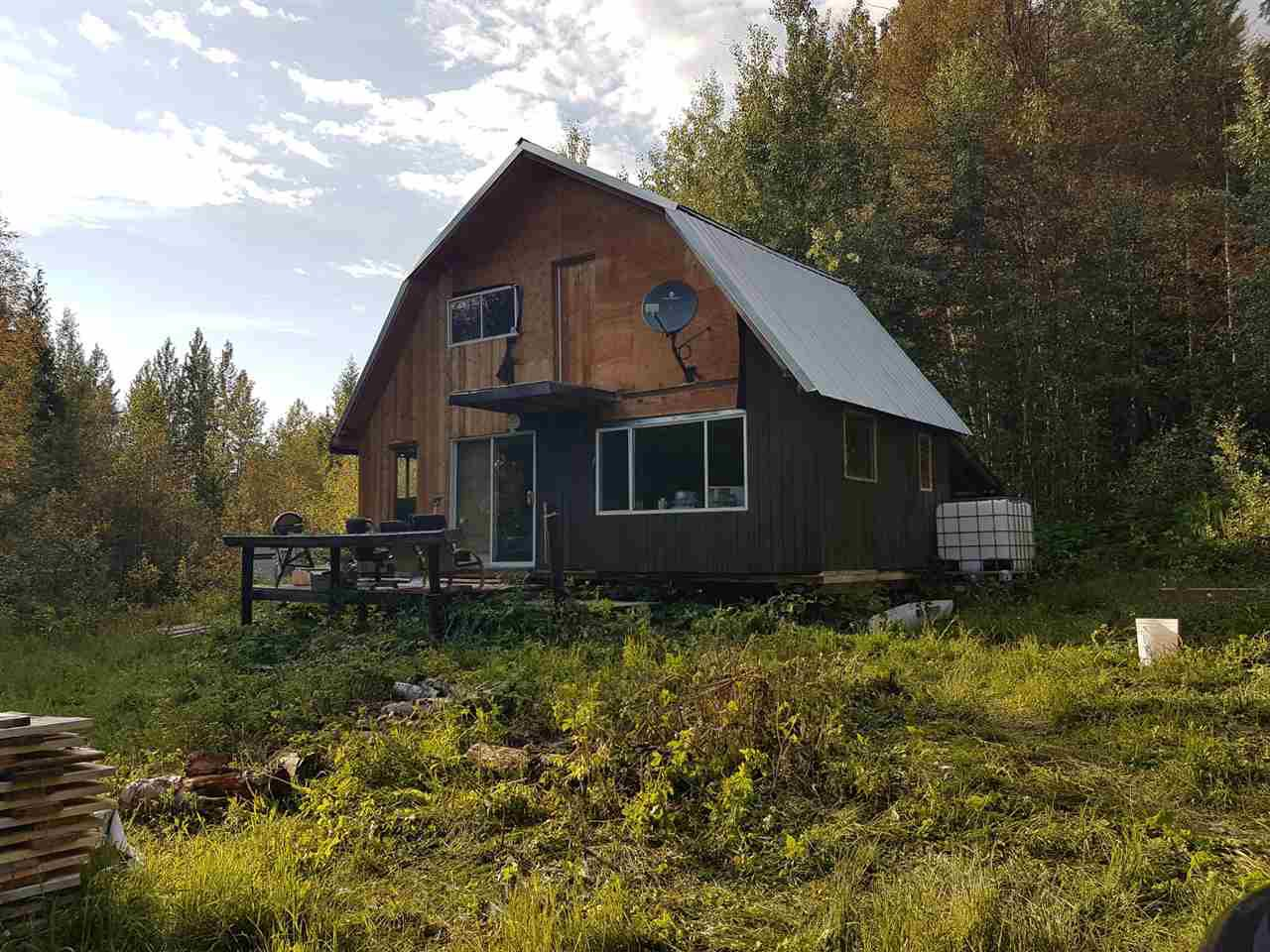 Main Photo: 7615 READ Road in Valemount: Valemount - Rural West House for sale (Robson Valley (Zone 81))  : MLS®# R2440556