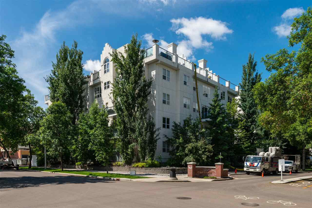 Main Photo: 413 10717 83 Avenue in Edmonton: Zone 15 Condo for sale : MLS®# E4204300