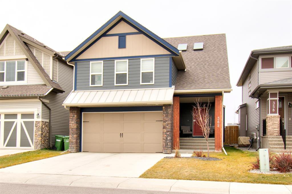 Main Photo: 362 Reunion Green NW: Airdrie Detached for sale : MLS®# A1047148