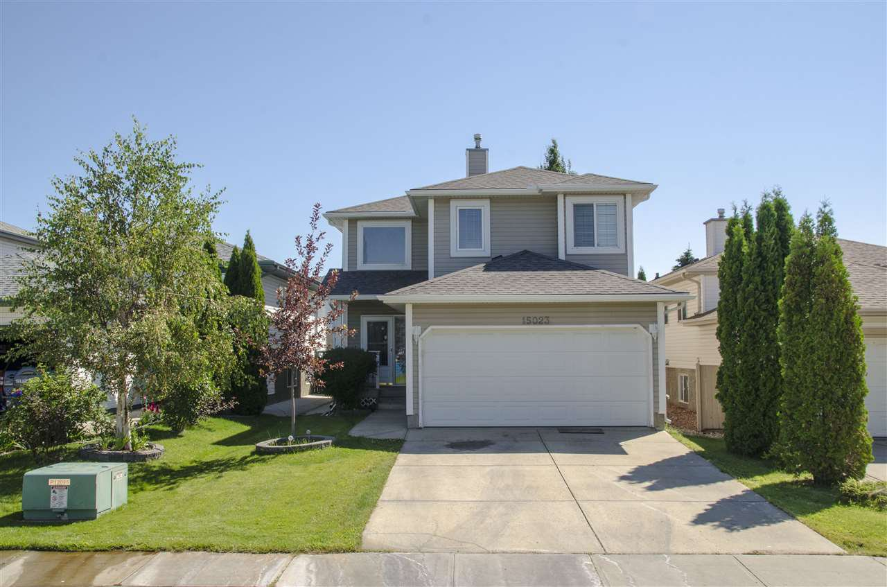 Main Photo: 15023 131 Street in Edmonton: Zone 27 House for sale : MLS®# E4208050