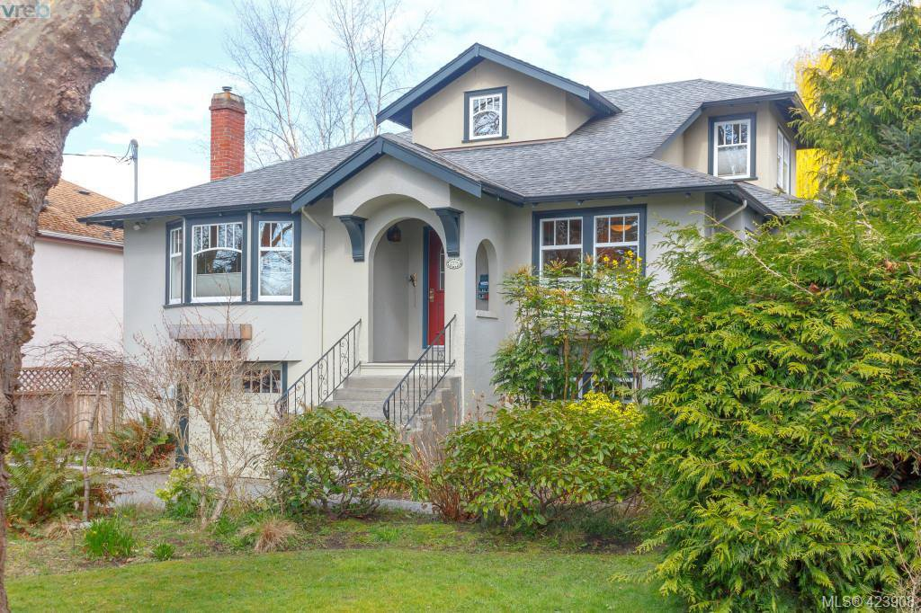 Main Photo: 2378 Rosario St in VICTORIA: OB South Oak Bay Single Family Detached for sale (Oak Bay)  : MLS®# 837081