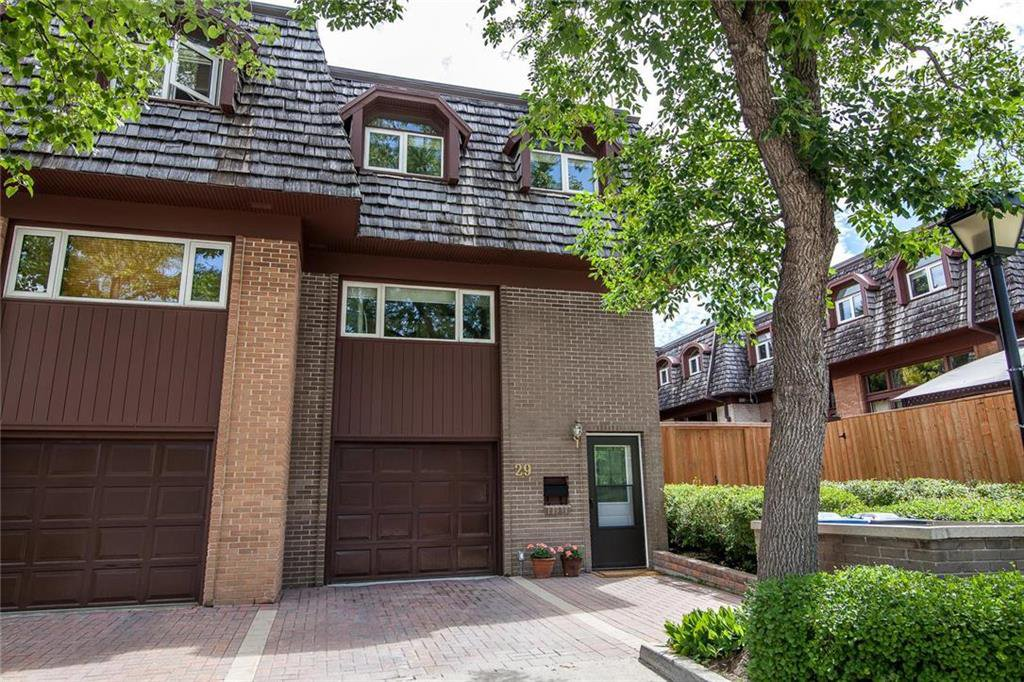 Main Photo: 29 351 Westwood Drive in Winnipeg: Condominium for sale (5G)  : MLS®# 202017248
