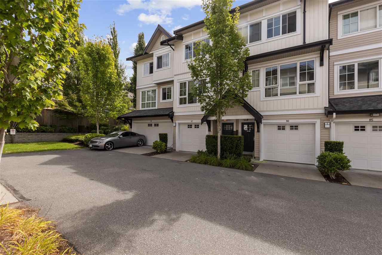 """Main Photo: 87 2450 161A Street in Surrey: Grandview Surrey Townhouse for sale in """"Glenmore"""" (South Surrey White Rock)  : MLS®# R2489001"""