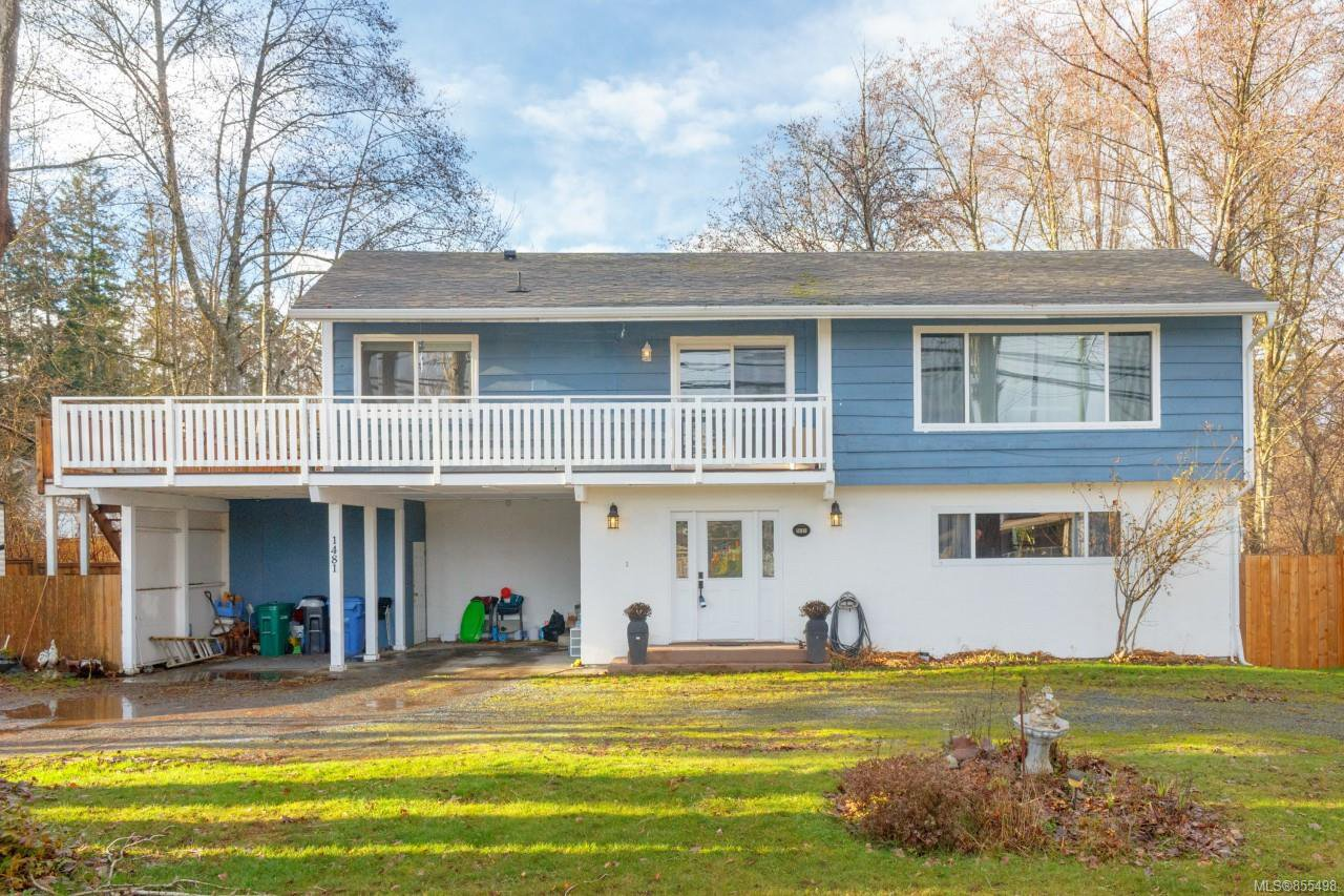 Main Photo: 1481 Extension Rd in : Na Extension Single Family Detached for sale (Nanaimo)  : MLS®# 855498