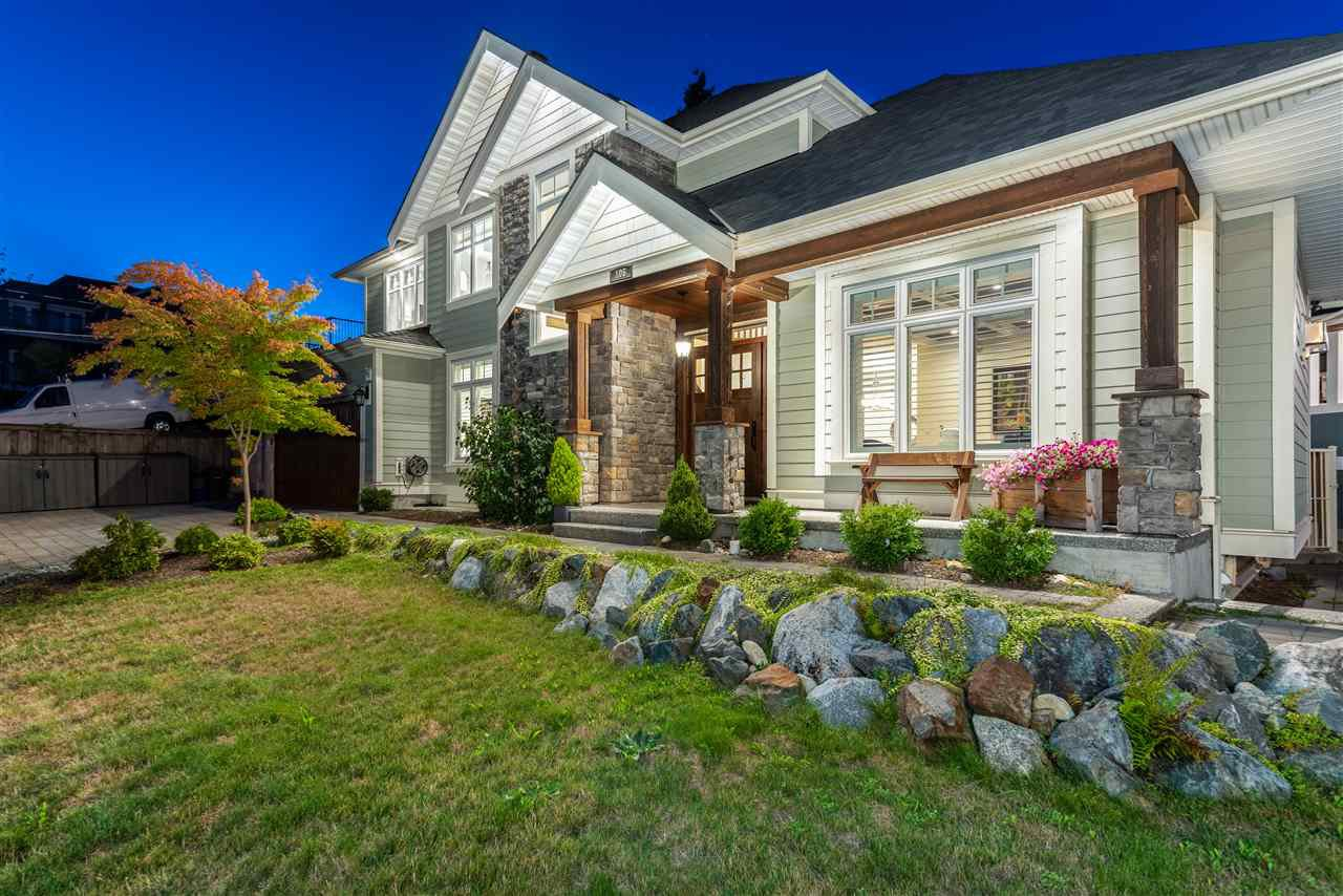 Main Photo: 106 MUNDY Street in Coquitlam: Cape Horn House for sale : MLS®# R2505931