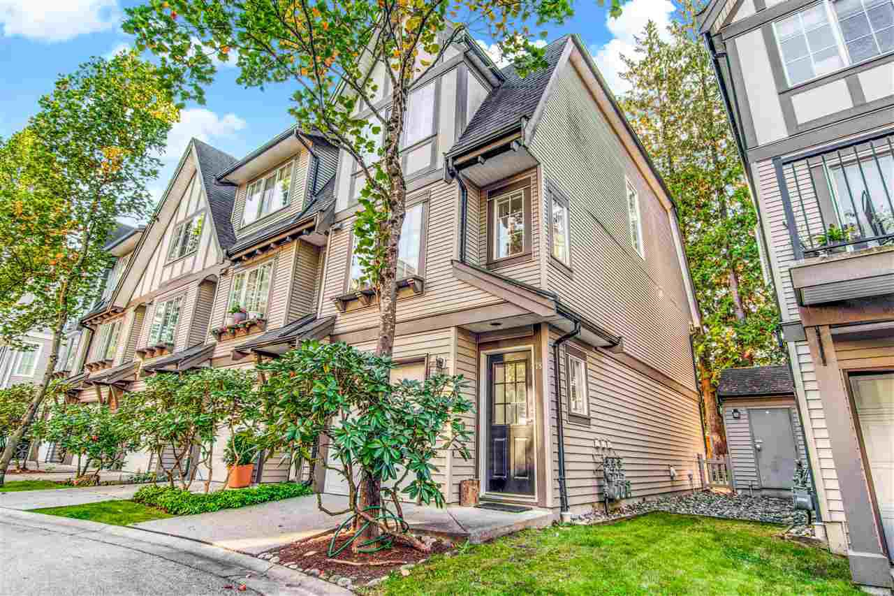 """Main Photo: 78 12778 66 Avenue in Surrey: West Newton Townhouse for sale in """"Hathaway Village"""" : MLS®# R2505730"""