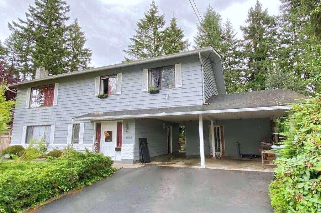 Main Photo: 4062 207A STREET in Langley: Brookswood Langley House for sale : MLS®# R2500695