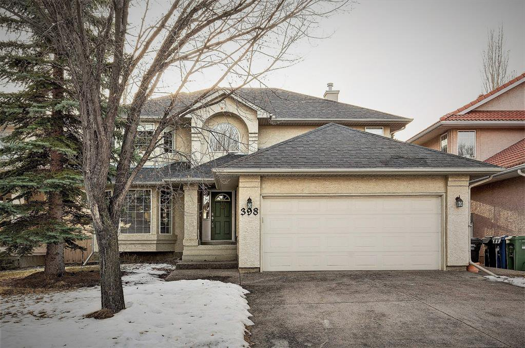 Main Photo: 398 Mountain Park Drive SE in Calgary: McKenzie Lake Detached for sale : MLS®# A1054034
