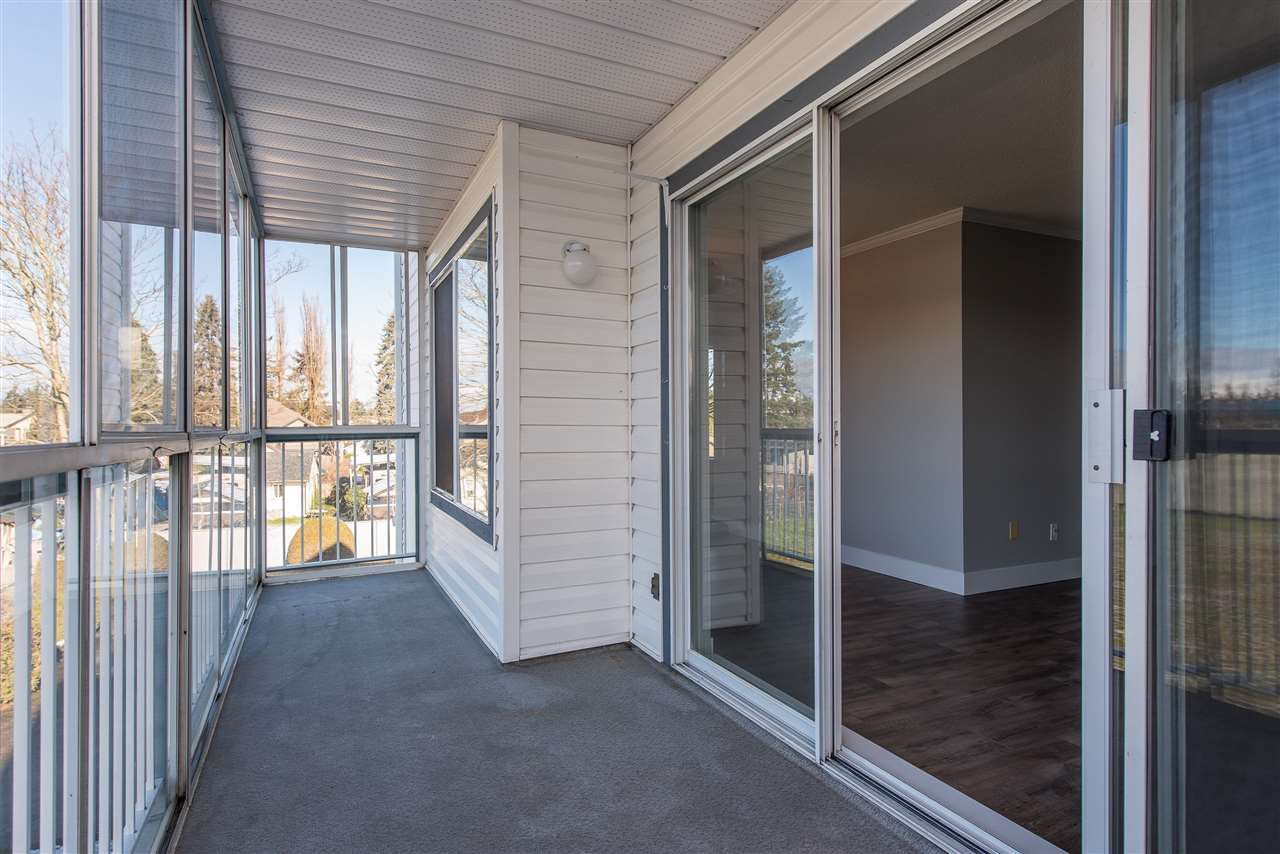 """Photo 18: Photos: 212 2425 CHURCH Street in Abbotsford: Abbotsford West Condo for sale in """"Parkview Place"""" : MLS®# R2433645"""