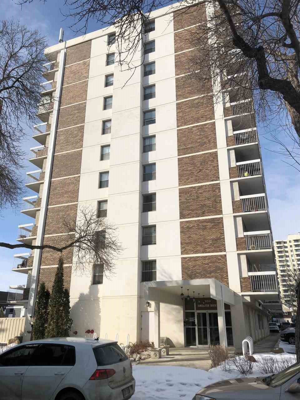 Main Photo: 204 9930 113 Street in Edmonton: Zone 12 Condo for sale : MLS®# E4192187