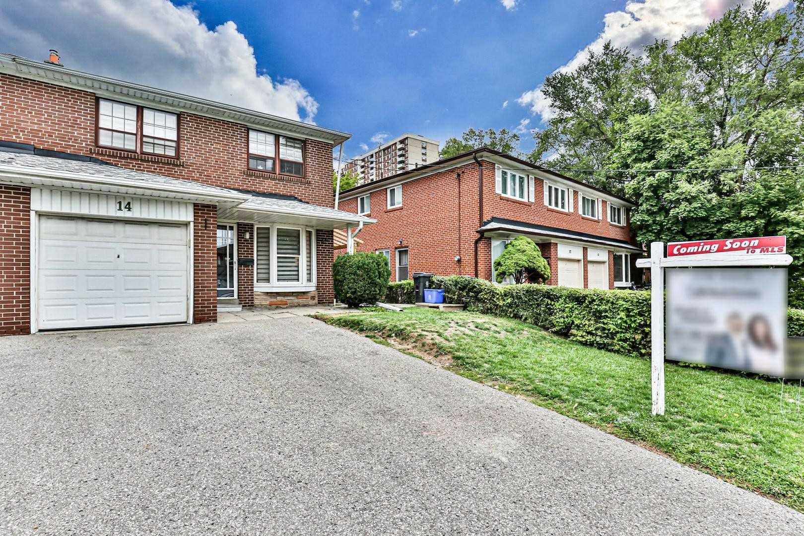 Main Photo: 14 Fontainbleau Drive in Toronto: Newtonbrook West House (2-Storey) for sale (Toronto C07)  : MLS®# C4906491