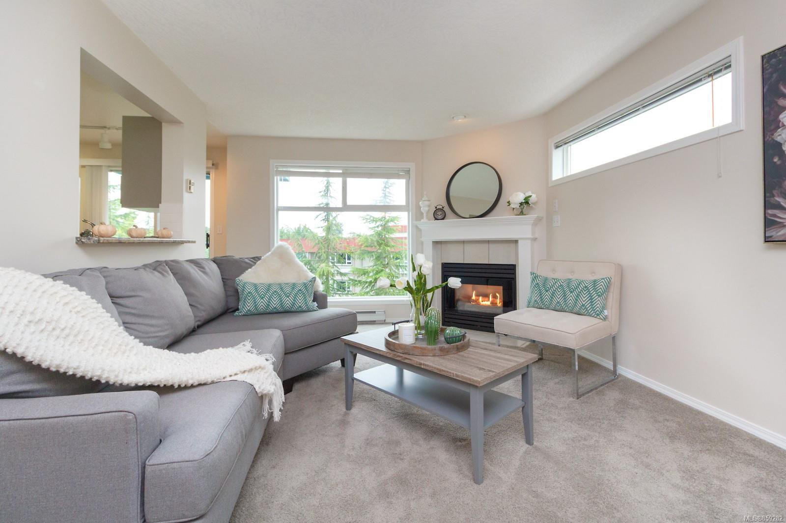 Main Photo: 301 894 Vernon Ave in : SE Swan Lake Condo for sale (Saanich East)  : MLS®# 859282