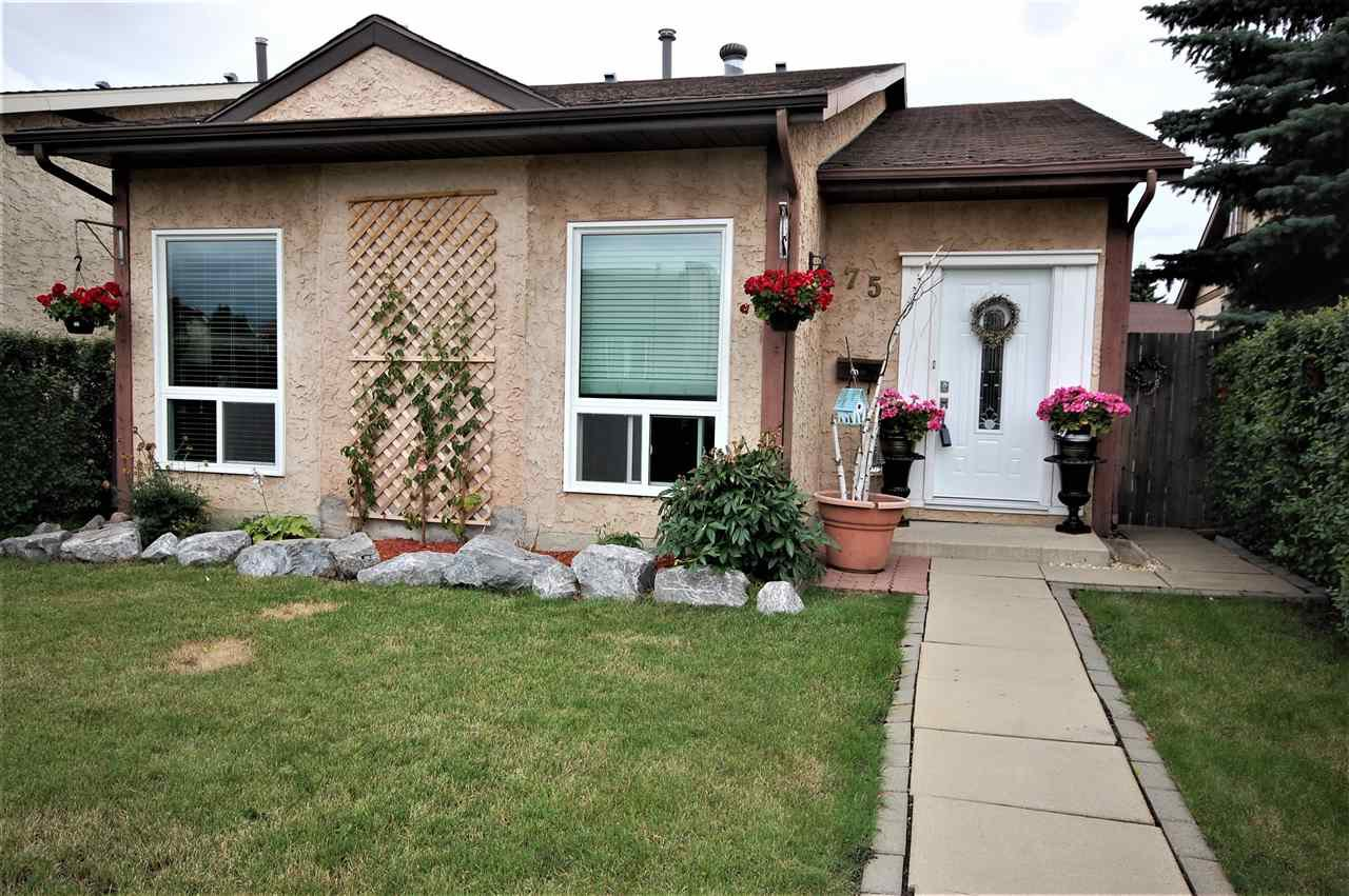 Main Photo: 75 KINISKI Crescent in Edmonton: Zone 29 House for sale : MLS®# E4167088