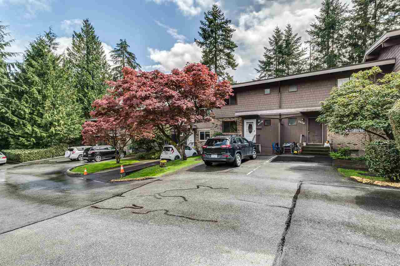 "Main Photo: 332B EVERGREEN Drive in Port Moody: College Park PM Townhouse for sale in ""THE EVERGREENS"" : MLS®# R2453020"