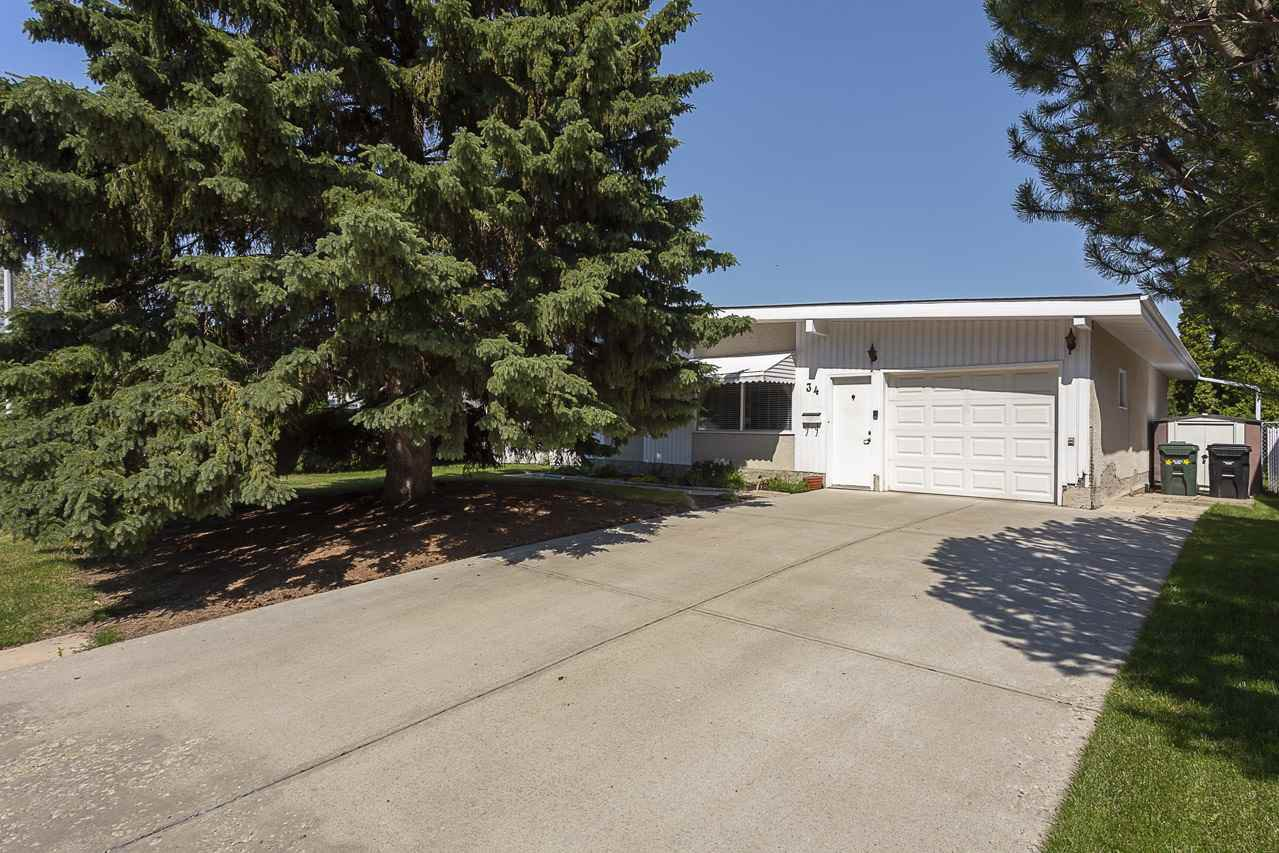 Main Photo: 34 CURLEW Crescent: Sherwood Park House for sale : MLS®# E4208110