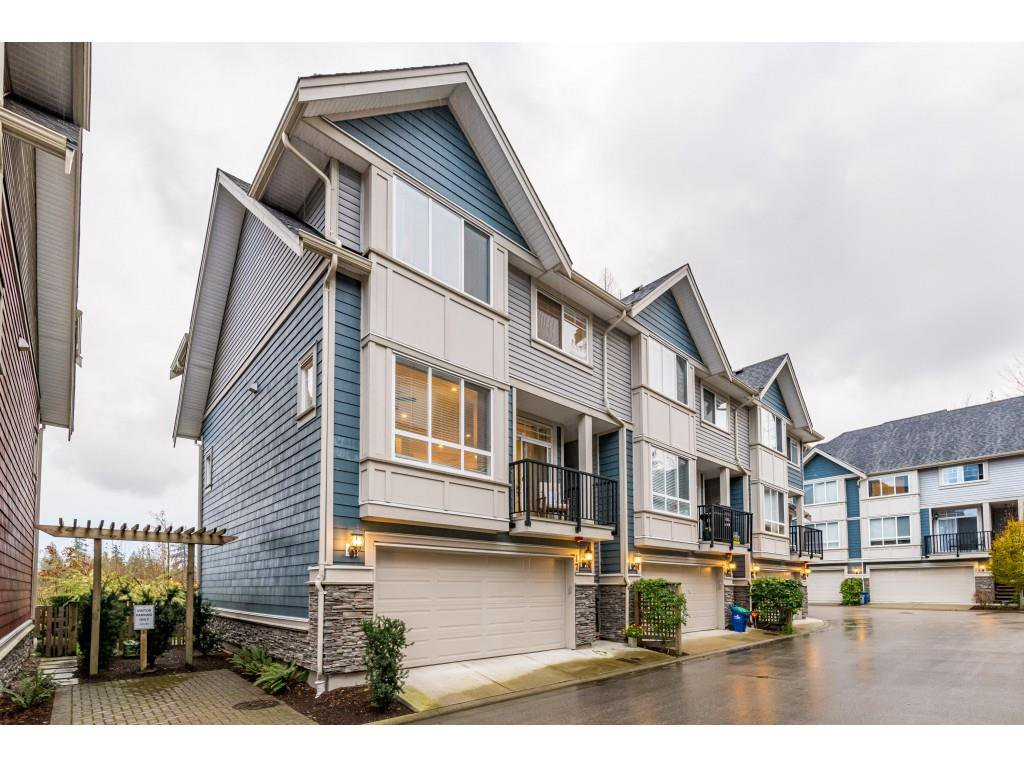 "Main Photo: 17 21017 76 Avenue in Langley: Willoughby Heights Townhouse for sale in ""Serenity"" : MLS®# R2518797"