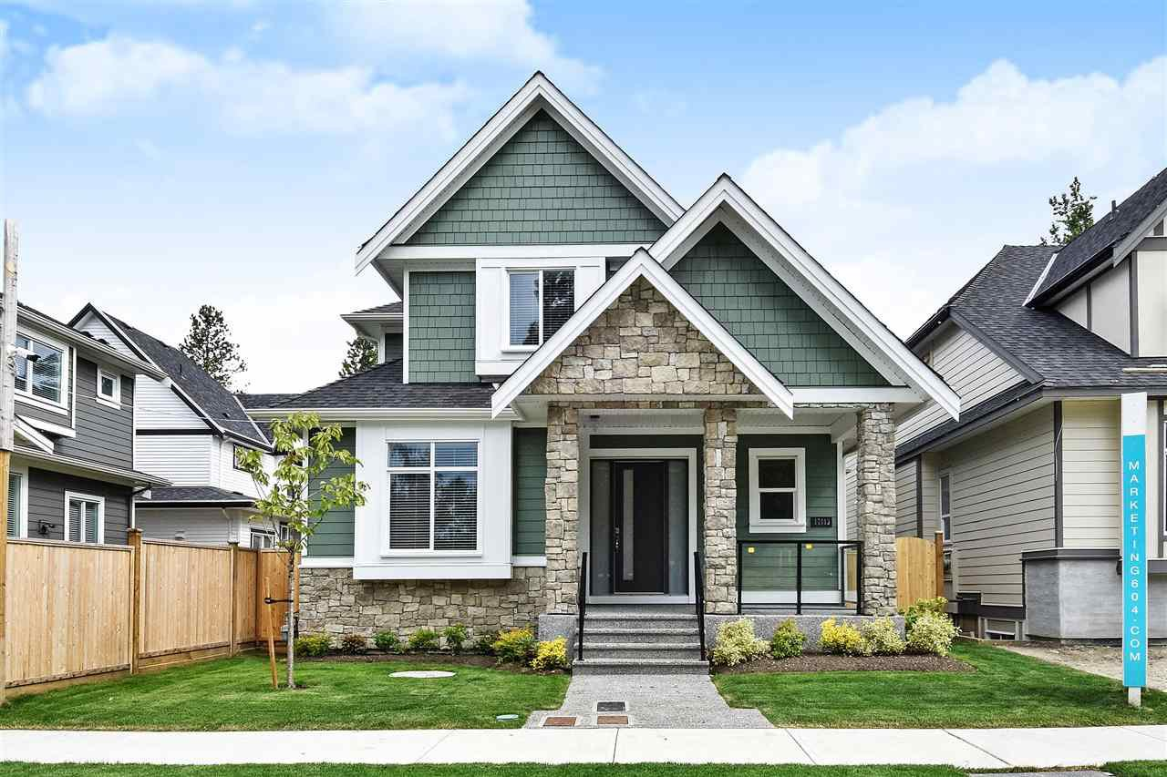 Main Photo: 17155 0A AVENUE in : Pacific Douglas House for sale : MLS®# R2415334