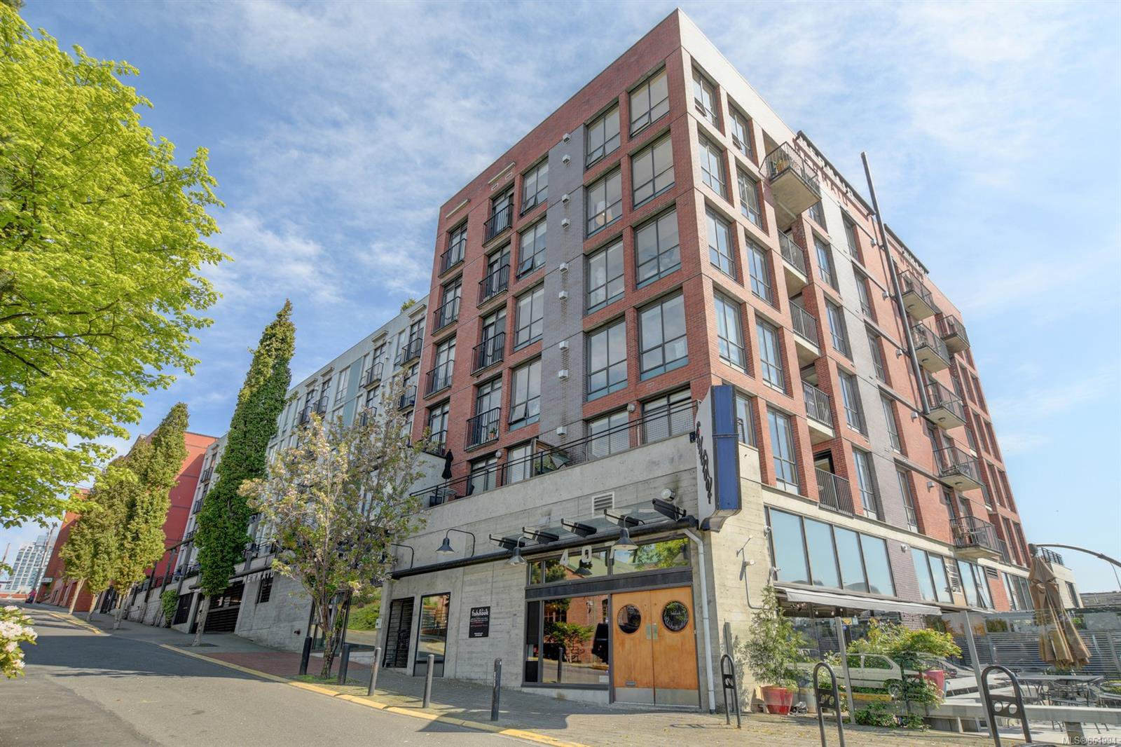 Main Photo: 218 409 Swift St in : Vi Downtown Condo for sale (Victoria)  : MLS®# 861994