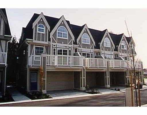 "Main Photo: 48 11571 THORPE RD in Richmond: East Cambie Townhouse for sale in ""NORMANDIE"" : MLS®# V569843"