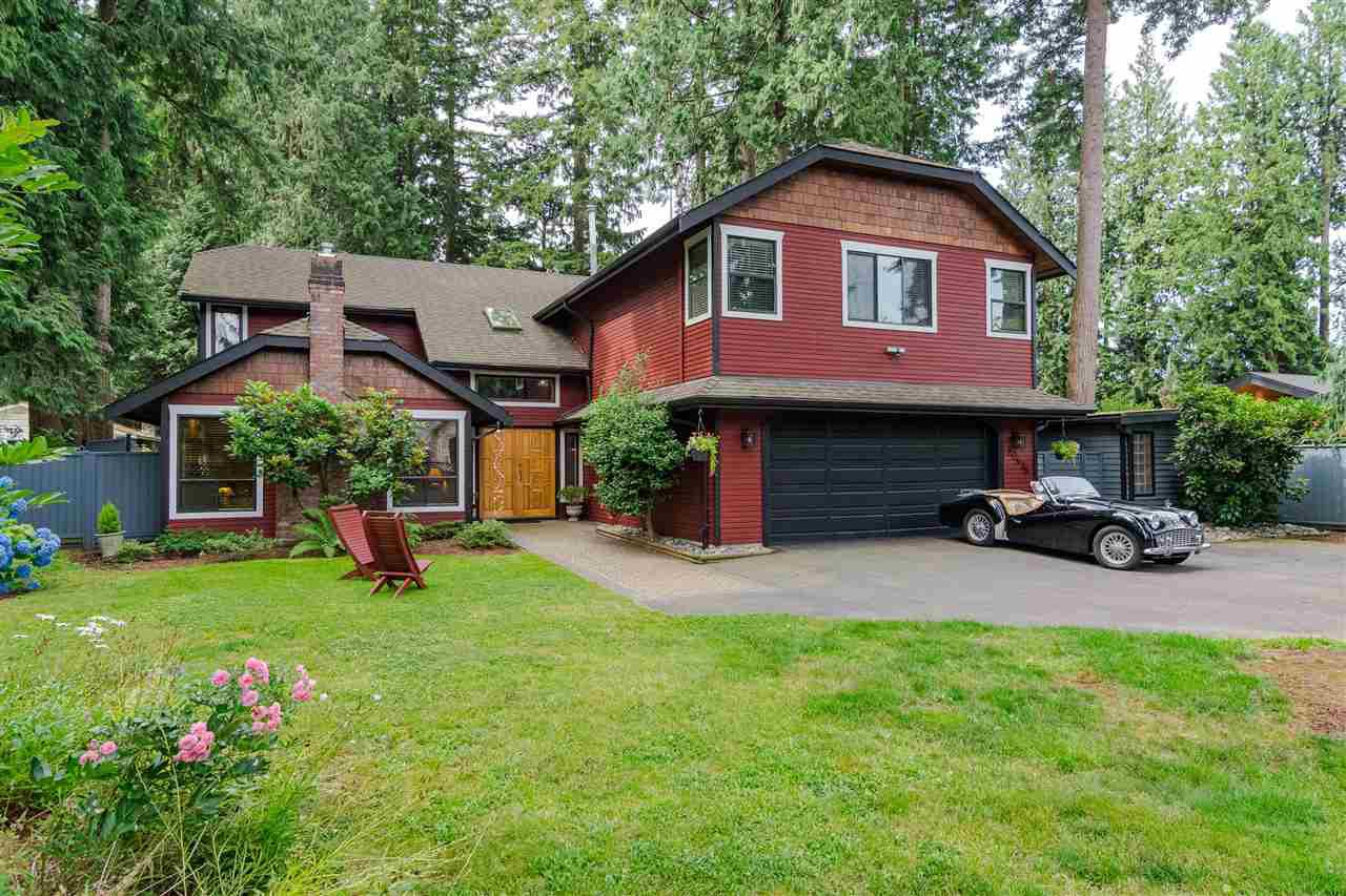 """Main Photo: 20438 93A Avenue in Langley: Walnut Grove House for sale in """"Walnut Grove"""" : MLS®# R2388855"""