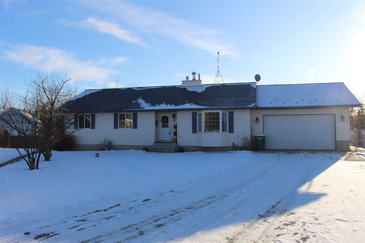 Main Photo: 493 Stanley Close: Rural Parkland County House for sale : MLS®# E4172206
