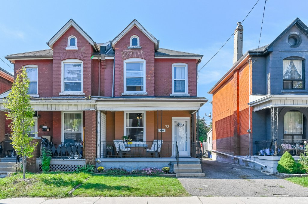 Main Photo: 73 Kinrade Avenue in Hamilton: House for sale : MLS®# H4065497