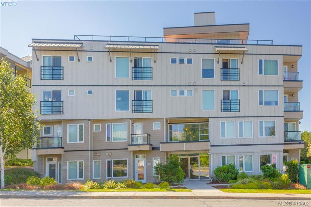 Main Photo: 209 1405 Esquimalt Rd in VICTORIA: Es Saxe Point Condo for sale (Esquimalt)  : MLS®# 830084