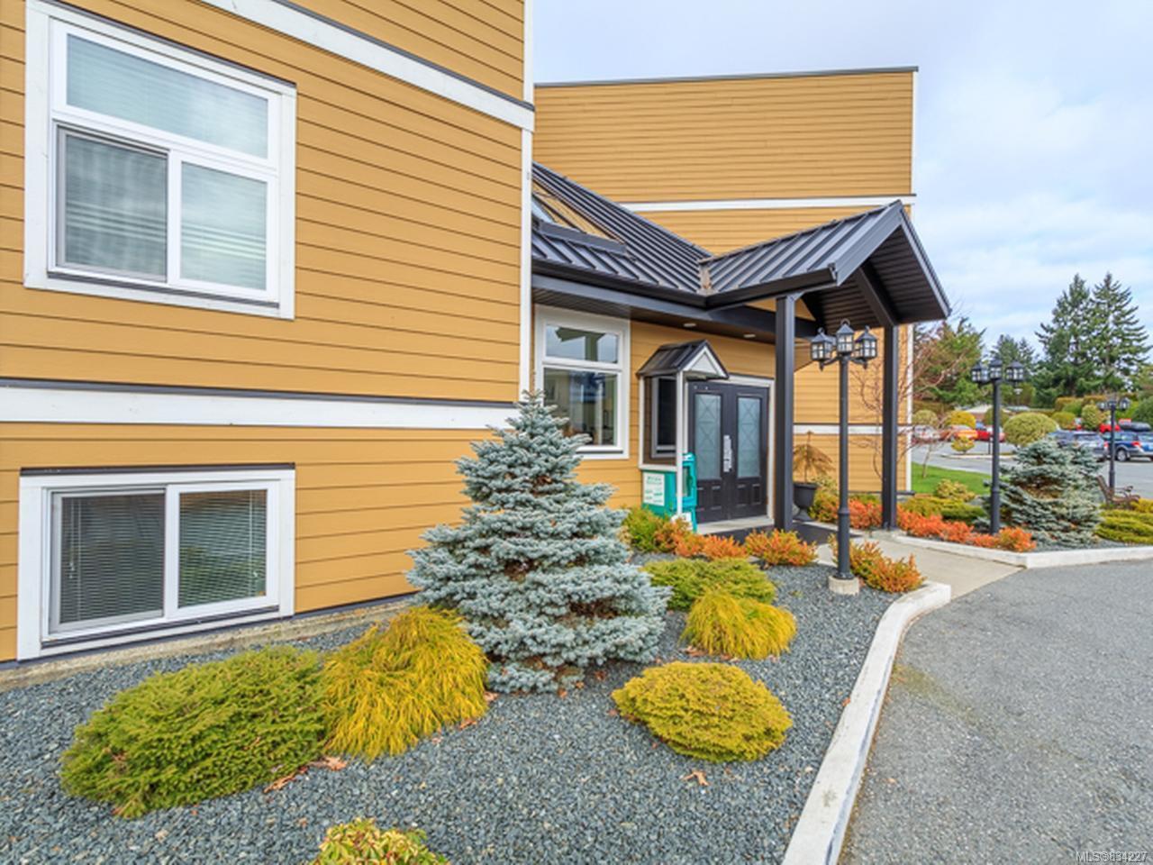 Main Photo: 304 3270 Ross Rd in NANAIMO: Na Uplands Condo for sale (Nanaimo)  : MLS®# 834227