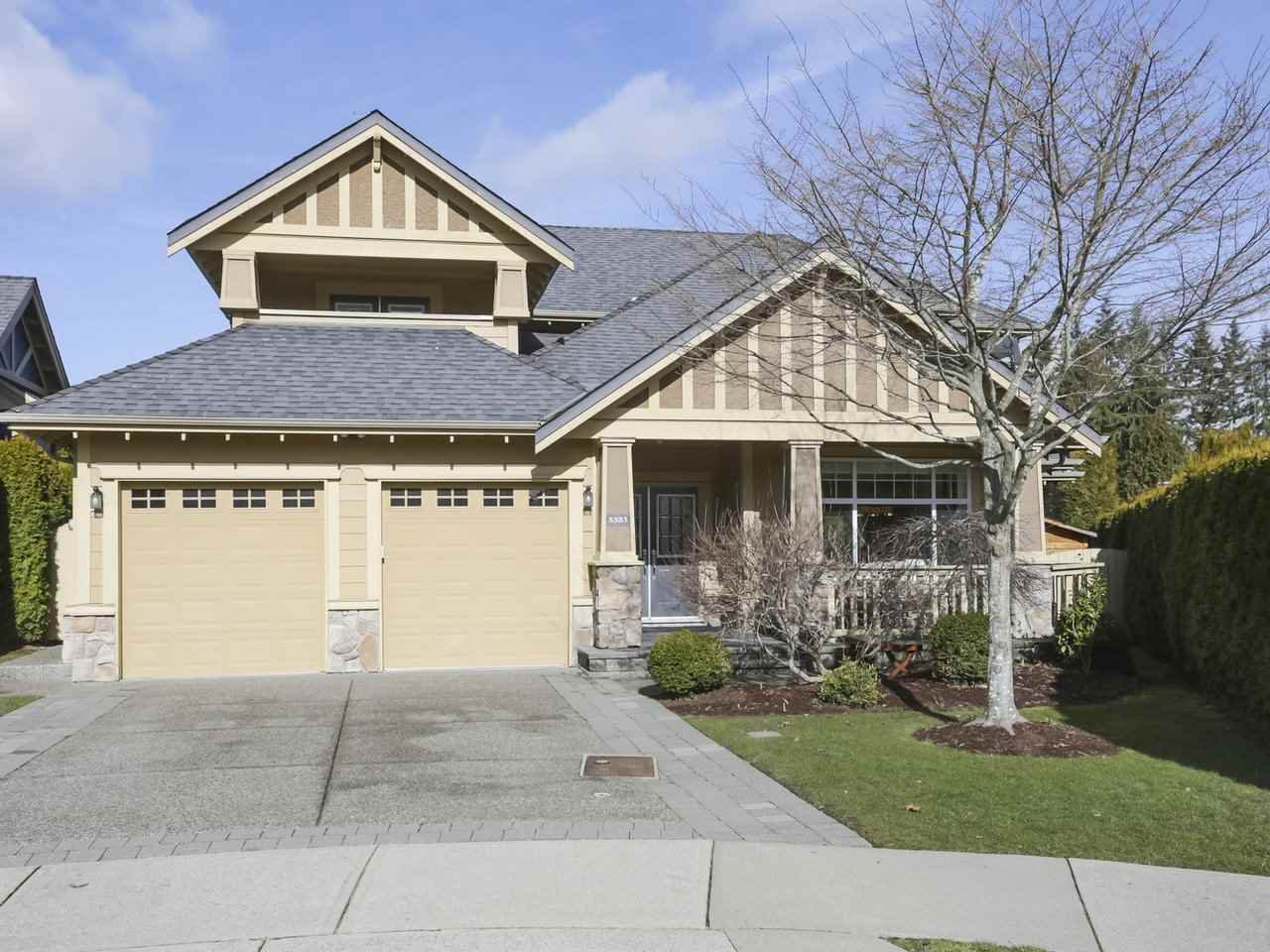 Main Photo: 5383 SPETIFORE Crescent in Delta: Tsawwassen Central House for sale (Tsawwassen)  : MLS®# R2439998